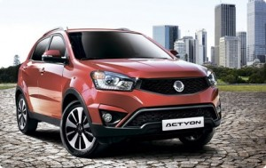 Кроссовер SsangYong NEW Actyon