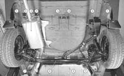 1.1.4 Номер двигателя Daewoo Lanos