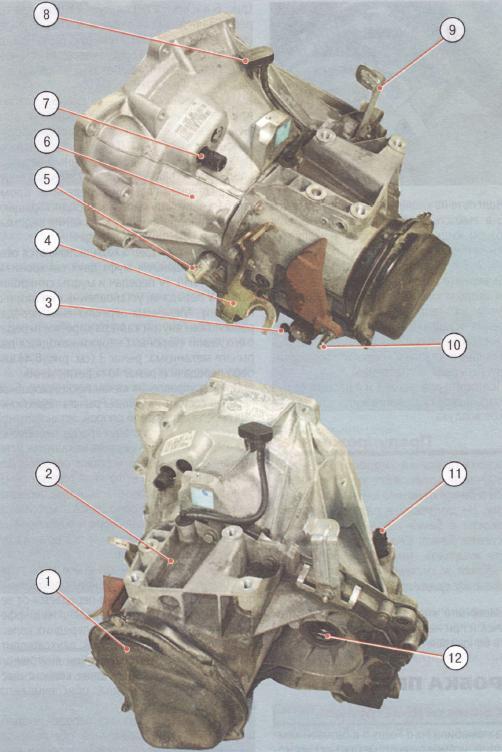 Коробка передач Ford focus 2 и 2 рестайлинг -особенности конструкции