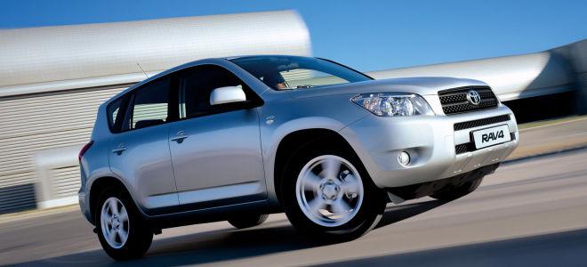 Какую коробку передач на Toyota Rav 4 выбрать: автомат или вариатор?