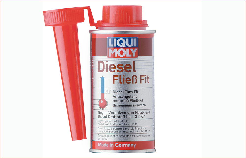 Fliess Fit производства Liqui Moly